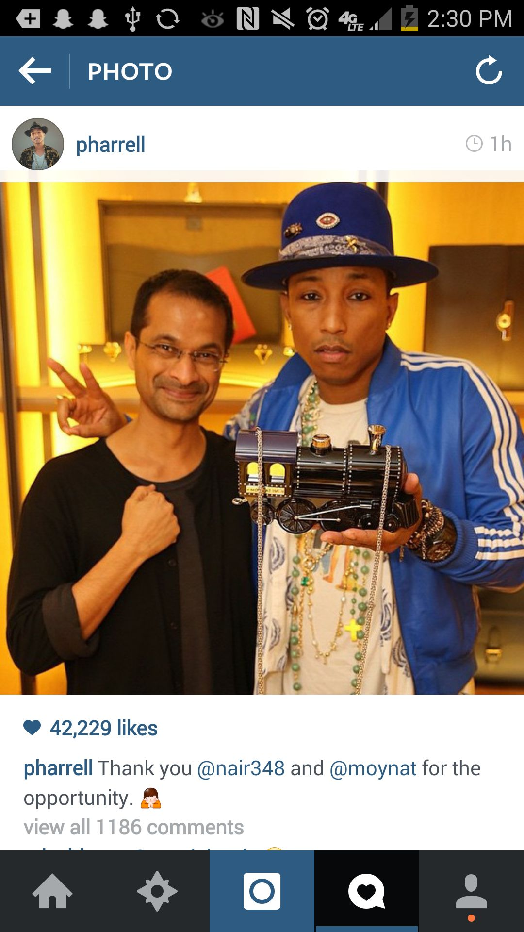 Who Do Pharrell and I Have in Common? MOYNAT's Creative Director Ramesh Nair