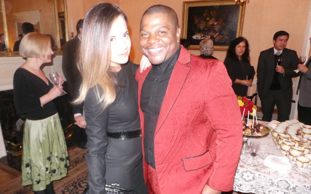 How I Gave Washington Some Flavor when Invited to The Blair House to Honor Kehinde Wiley