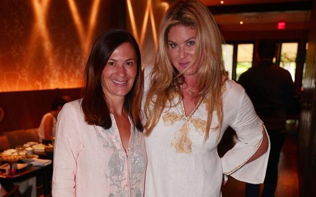 Lara n Sarah host Kate Betts at Bal Harbour in honor of 'My Paris Dream'