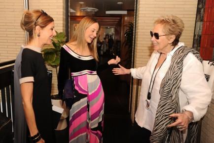 Lisa Heiden, Erin Newberg & Iran Issa Khan