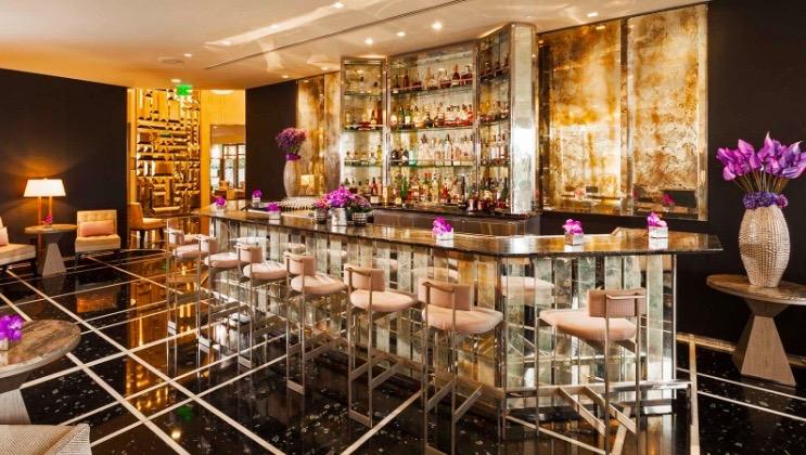 The Sushi Bar....